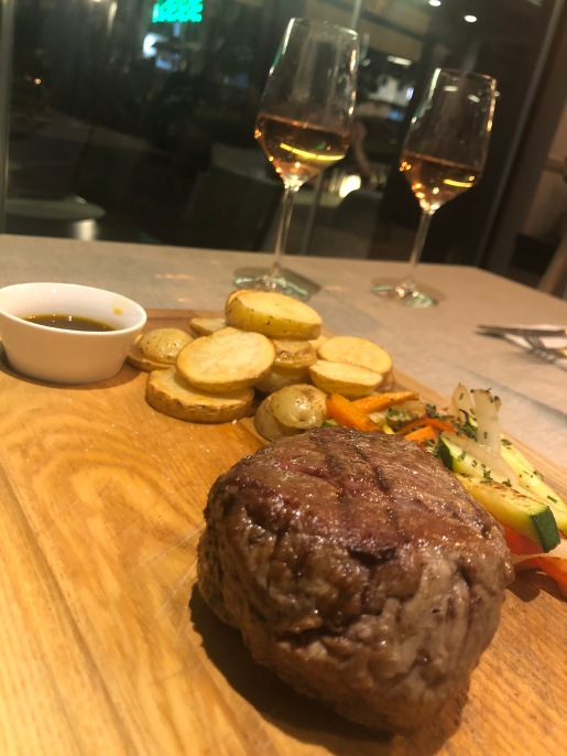 Beef Fillet G-Wine (Zero Forks Given)