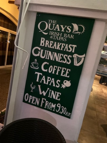 The Quays (Zero Forks Given)