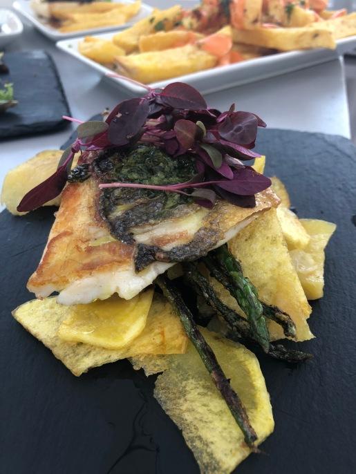 Sushi Gasto Tapas Beach House- Zero Forks Given Blog